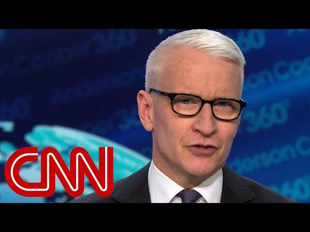 Anderson Cooper chides Trump for his insecurity over 2016 victory