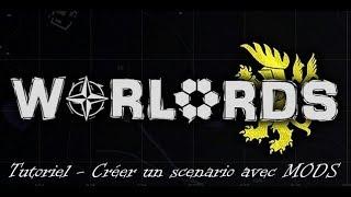 Arma III - Tutoriel créer un scénario Warlords avec vos mods, et zeus ! FR