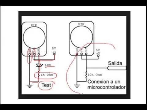 ✅ Sensor de Movimiento (Como se conecta y Prueba)