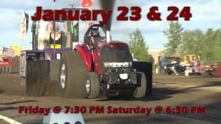 C Bar C / NTPA Winter Nationals Januart 23-24, 2015 in Cloverdale Indiana
