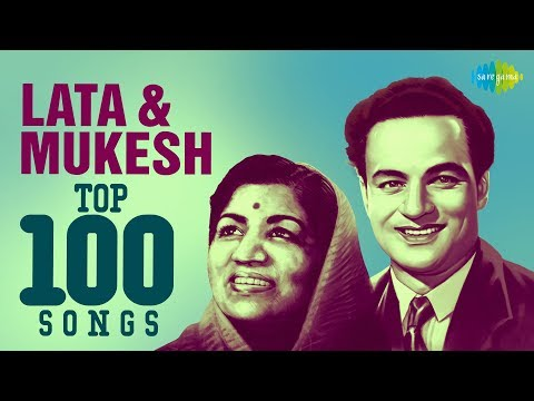 Download 100 songs of lata mukesh लत म ग शकर म hd file 3gp hd mp4 download videos