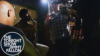 Behind the Scenes: Cover Room - Video Youtube