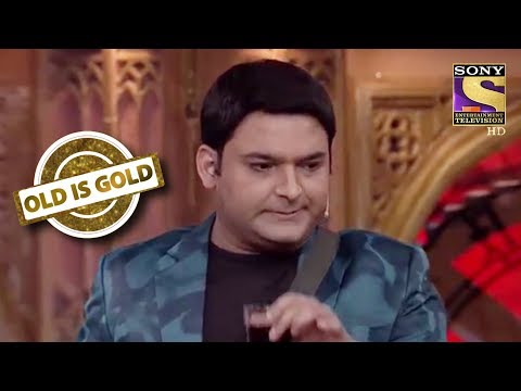 Kapil As Insurance Agent | Old Is Gold | Comedy Circus Ke Ajoobe