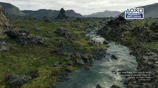 Death Stranding - официальный трейлер. Death Stranding - геймплей Е3.