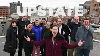 Where is Upstate New York?