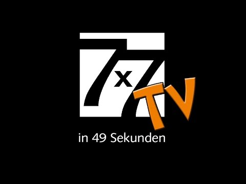 7x7 Produktive Sachwerte