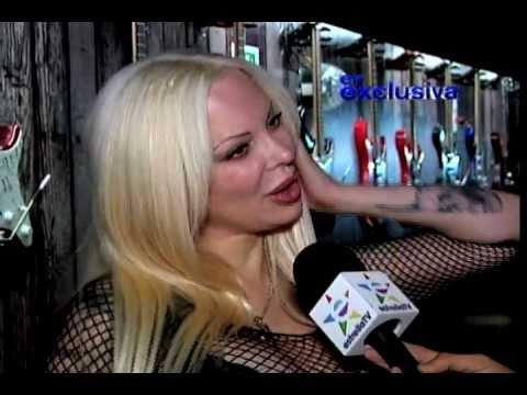 Sabrina Sabrok y su escandaloso video sexual