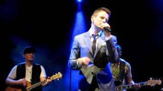 "Joey McIntyre- ""I Love You Came Too Late"",  NYC"