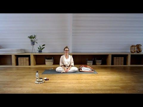 Yin with Skadi van Paasschen