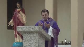 Evangelho e Homilia - Missa de Quarta-feira de Cinzas (06.03.2019)