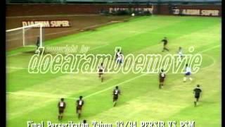 FINAL PERSERIKATAN TAHUN 93/94 PERSIB Bandung VS PSM Ujungpandang