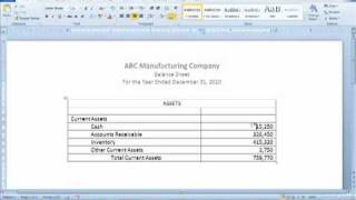 Adding Formulas To Word Documents.mp4