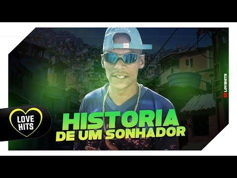 MC JC - HISTÓRIA DE UM SONHADOR (DJ MAIKY)