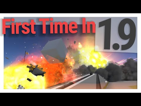 First Time in 1.9 - Kerbal Space Program