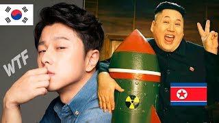 КОРЕЙСКИЙ айдол из Южной Кореи реакция на LITTLE BIG - LollyBomb. Иностранцы слушают русскую музыку