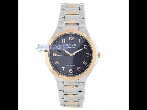 Видео обзор наручных часов OMAX HSJ943N014 pnp-rose gold