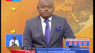 Magufuli amchukulia hatua waziri baada ya kashfa ya madini