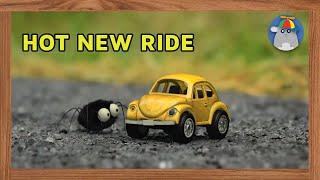 Minuscule - Spider Driver