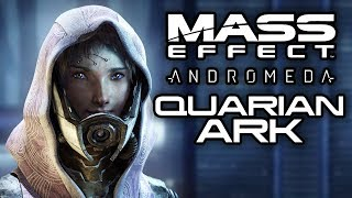MASS EFFECT ANDROMEDA: The Fate of Quarian Ark FINALLY Coming! (Upcoming Novel Announced)