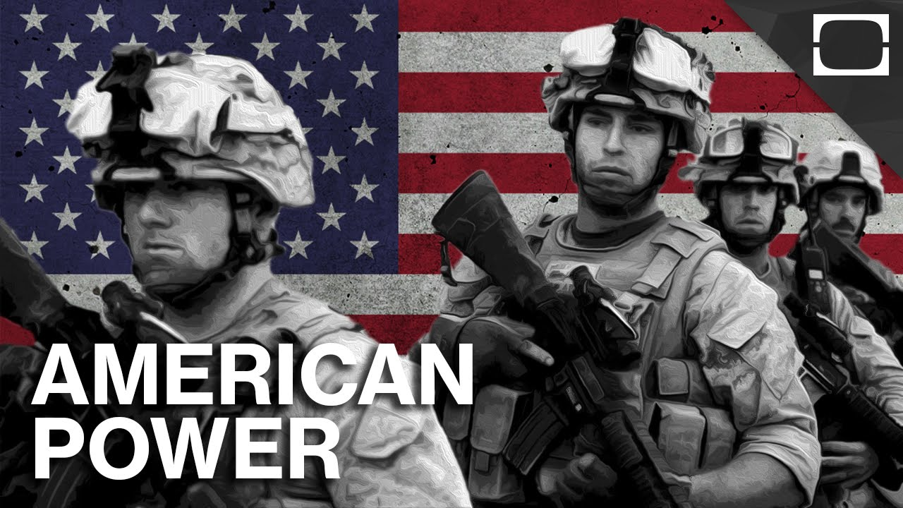 How Powerful is the United States? thumbnail