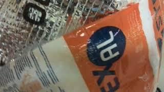 """Пароизоляционная пленка Strotex AL 90 (75м. кв.) от компании """"METRO-MET"""" - польська будівельна хімія - видео"""