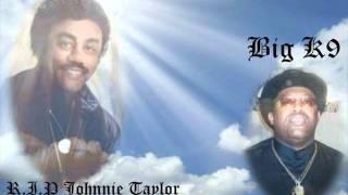 JOHNNIE TAYLOR-  I'M BABYSITTING