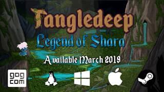 videó Tangledeep: Legend of Shara