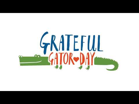 Grateful Gator Day 2018 is March 14th
