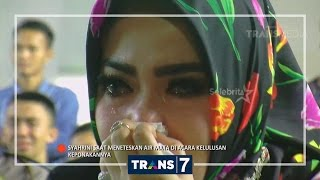 Download Video SYAHRINI TERHARU SAAT HADIRI WISUDA KEPONAKANNYA MP3 3GP MP4