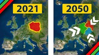 TYCH PAŃSTW NIE BĘDZIE W 2050