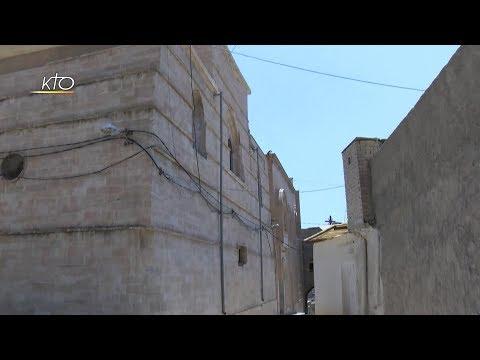 L'église Mar Guorguis d'Alqosh
