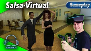 Salsa-Virtual - Der virtuelle Tanzkurs [SteamVR][Virtual Reality]
