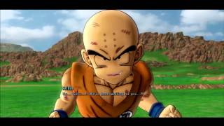 [Dragon Ball Z - Ultimate Tenkaichi] - Story Mode 6 - Goku vs. Nappa
