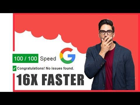 100% Website Speed Increase 2020: Fix a Slow Loading 478% Faster WordPress