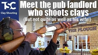 Meet the pub landlord who shoots!
