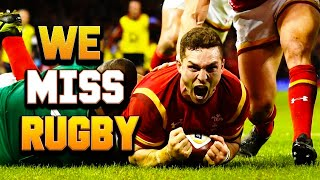 Rugby Greatest skills - WE Miss RUGBY