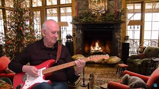 It's the Most Wonderful Time of the Year - Andy Williams - instrumental cover by Dave Monk