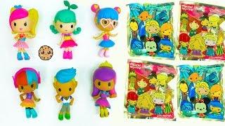 Video Game Hero Mini Barbie Dolls + Surprise Disney Mystery Blind Bags , Grilling Burgers