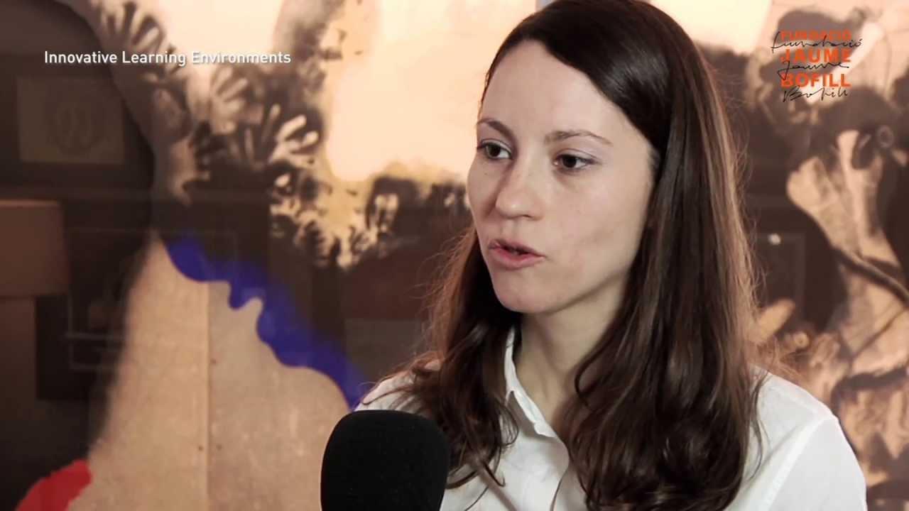 Entornos innovadores de aprendizaje (ILE OECD), Mariana Martínez-Salgado, VOcast