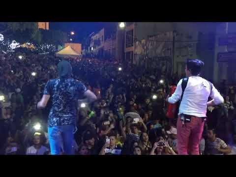 Primeira Festa do ano em Aratuba Italo e Reno 2018