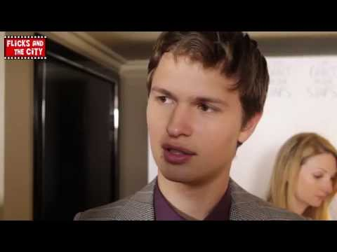 The Fault In Our Stars Interview - Ansel Elgort | MTW