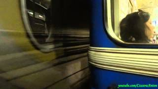 Metro w Mińsku, linia 1 (Moskiewska) / Метро в Минске, линия 1 (Московская)