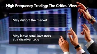 High-Frequency Trading Risks Prompt Crackdown