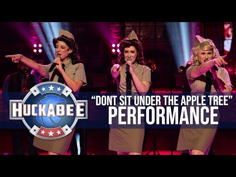 "The Swing Dolls Perform ""Don't Sit Under The Apple Tree"" 