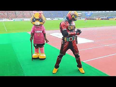 11月8日水戸戦【ヤサガラス劇場】