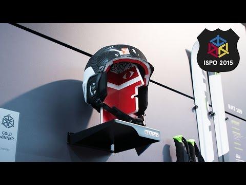 Marker Phoenix Otis Carbon   Best New Ski Helmet ISPO 2016