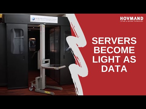 Hovmand - Lifter for data centers and server rooms Icon