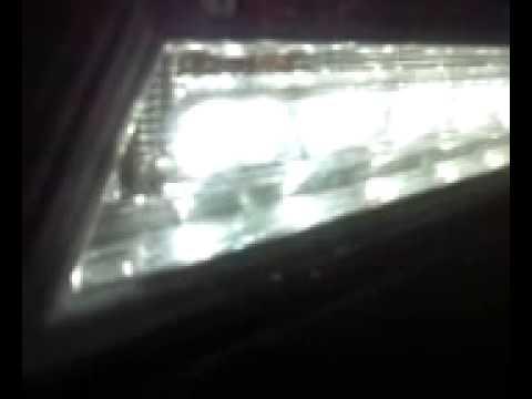 W164 TFL und LED Blinker