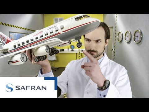 Landing gears and how they work! - SimplyFly by Safran, episode 9