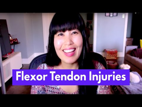 Flexor Tendon- Dorsal Block Splint- Early Passive Mobilization